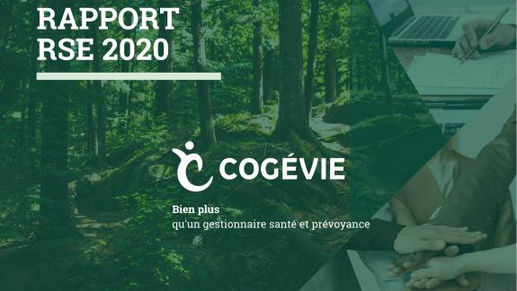 Rapport RSE Cogévie 2020